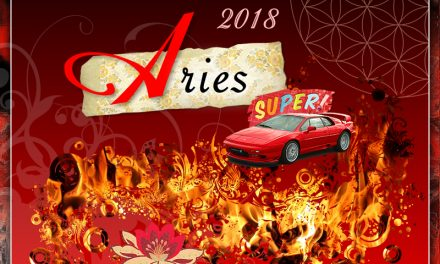 Horóscopo 2018 para Aries