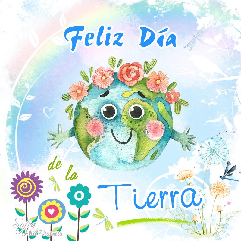 Feliz Día, Madre Tierra