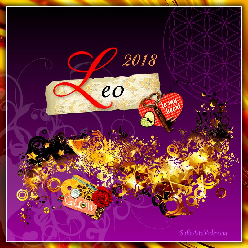 Horóscopo 2018 para Leo