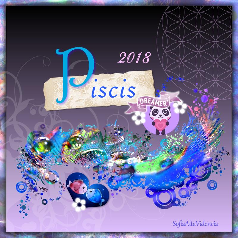 Horóscopo 2018 para Piscis