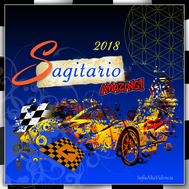 Horóscopo 2018 para Sagitario