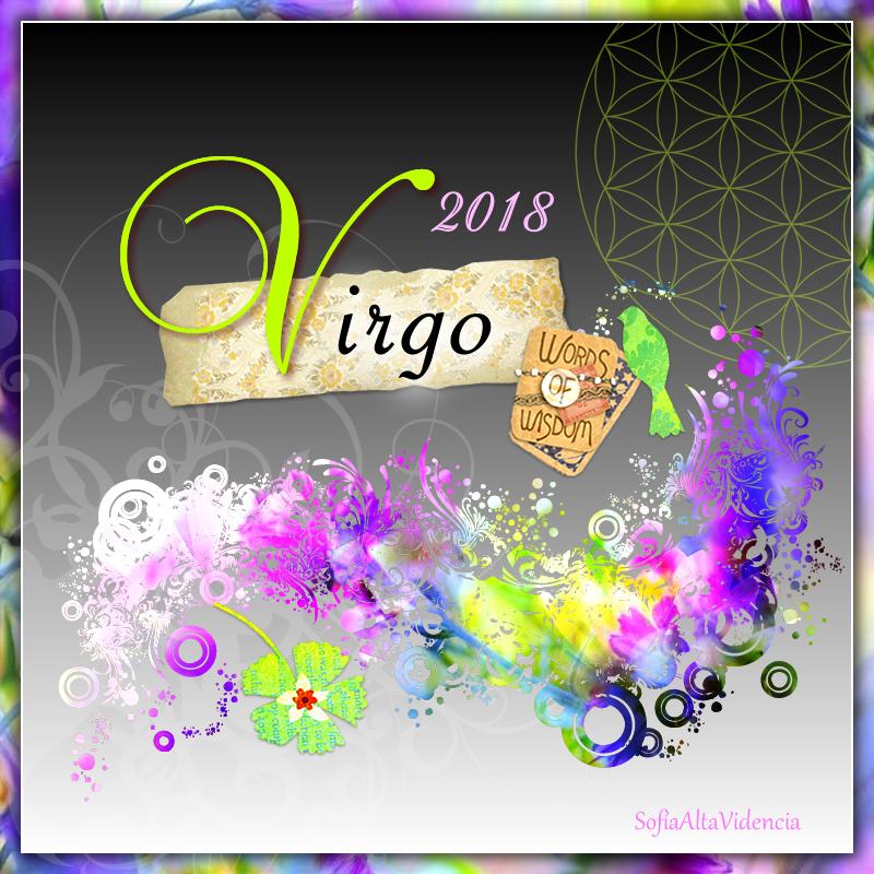 Horóscopo 2018 para Virgo
