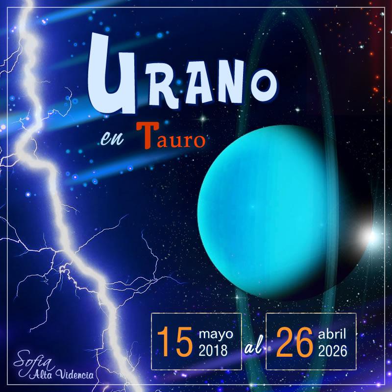 Urano en Tauro ♉ (2018 – 2026): Horóscopo para todos los signos