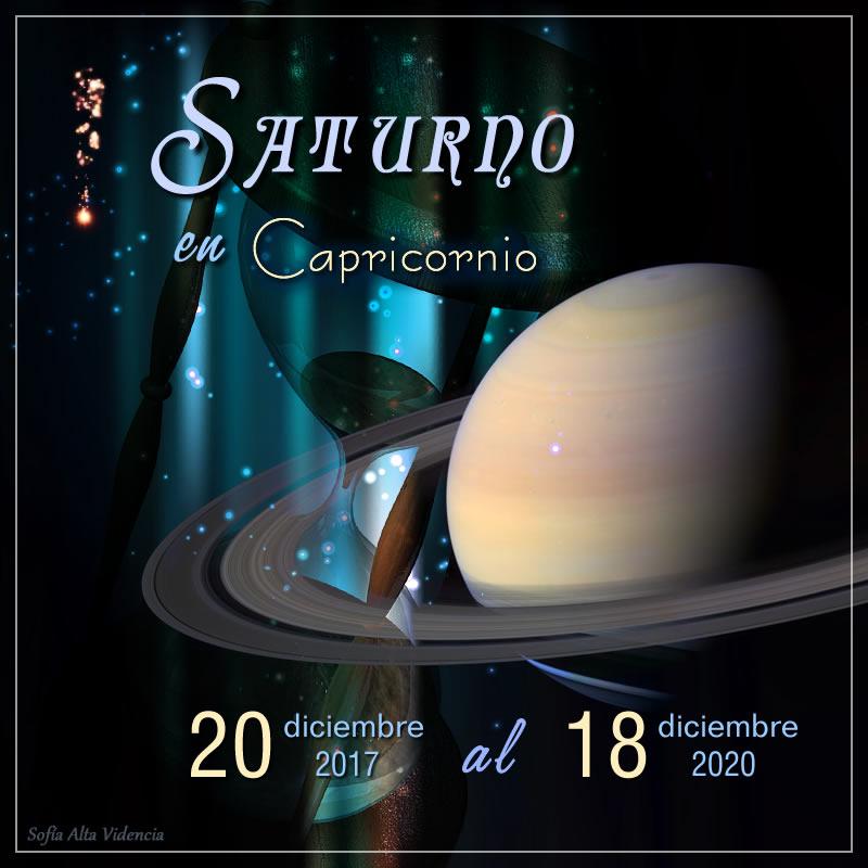 Saturno en Capricornio ♑ (20.12.2018): Horóscopo para cada signo