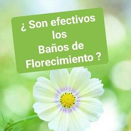 ¿Son efectivos los Baños de Florecimiento? 🍀